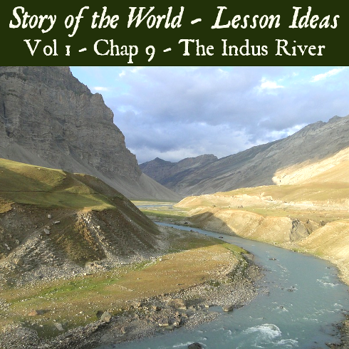 Story of the World - Ancient Times - Chap 9: The River Road of India