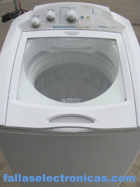 Lavadora mabe no lava no centrifuga cambio de caja for Cual es el mejor detergente para lavadora