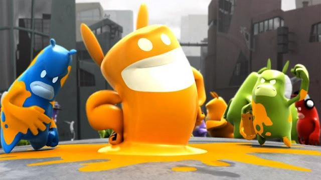 رصد لعبة de Blob 2 على جهاز PlayStation 4 تم Xbox One و هذا موعد إصدارها ...