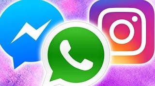 تعطل تطبيقات كل من فيسبوك وواتساب وإنستغرام