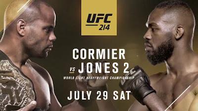 Watch Online English TV Show UFC 214 Cormier vs Jones 2 2017 2017 300MB DVDRip 480P Free Download At WorldFree4u.Com