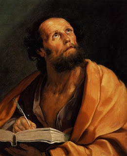 Nomes bíblicos estrangeiros masculinos com L - Imagem: Lucas - Guido Reni