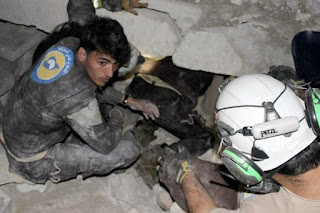 Bantu Syiah Suriah, AS Serang Masjid di Aleppo