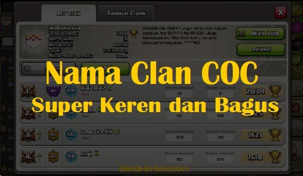 8700 Koleksi Gambar Coc Yg Keren HD Terbaru