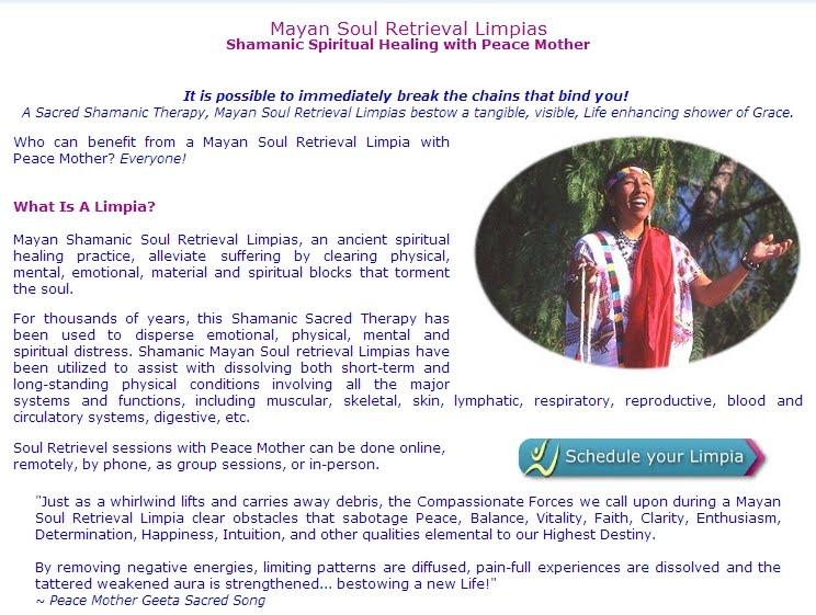 I AM Buddy, The BUDDHA From Mississippi ™: Mayan Shamanic