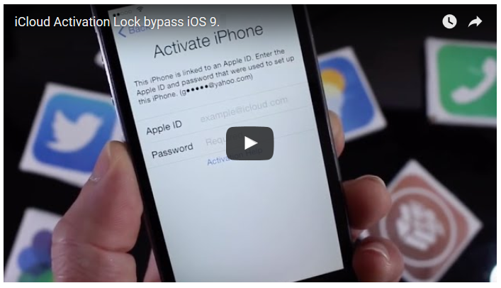 How to Unlock iCloud Activation Lock: Download icloud removal