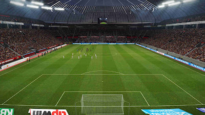 PES 2019 Stadium BayArena by Martinza