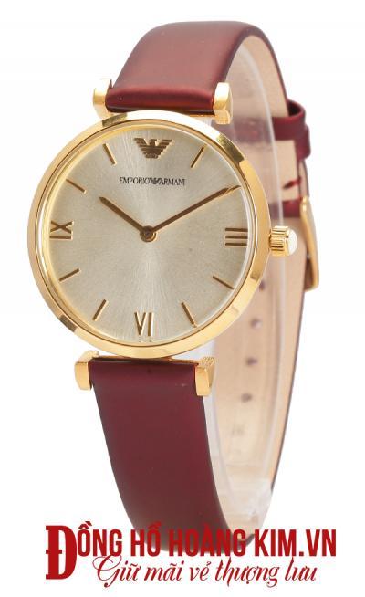 bán đồng hồ nữ đẹp dây da