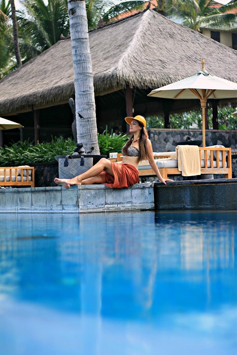 Tamara Chloé, The Legian, Bali, Indonesia