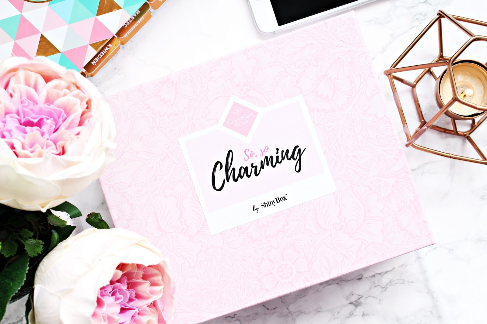 ShinyBox ➤ So So Charming ➤ Charmine Rose