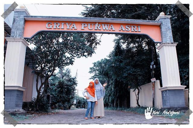 Griya Purwa Asri Purwomartani Kalasan