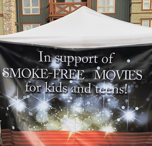 I Support Smoke-Free Movies