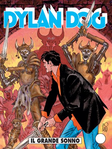 Dylan Dog (1986) 217 Page 1