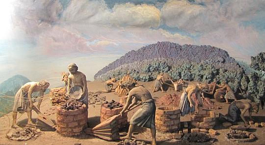 Dymarkowe hutnictwo żelaza
