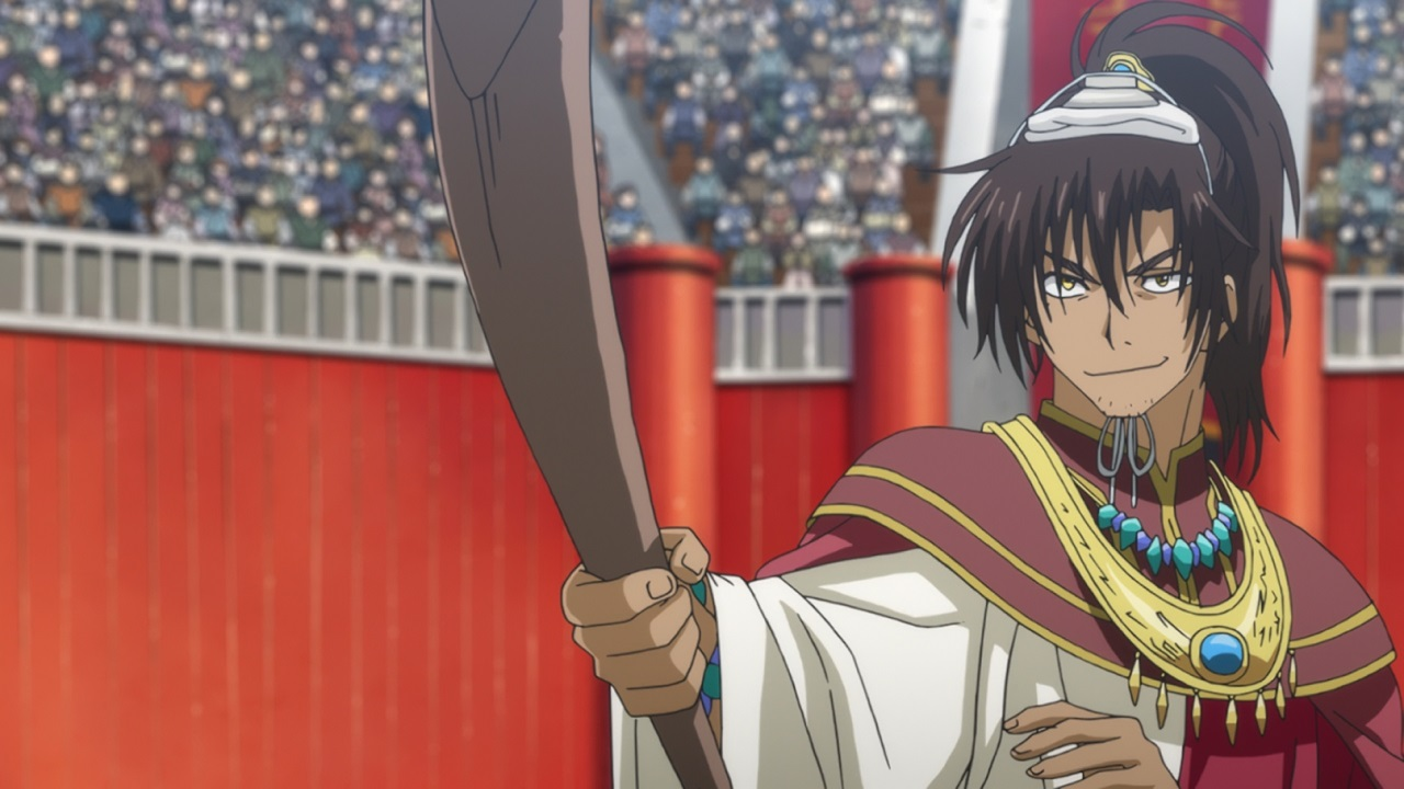 Akatsuki no Yona - 16