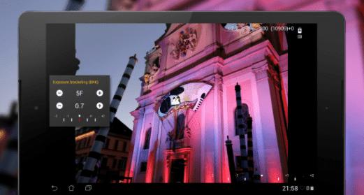 تطبيق لتحسين الكاميرا للاندرويد