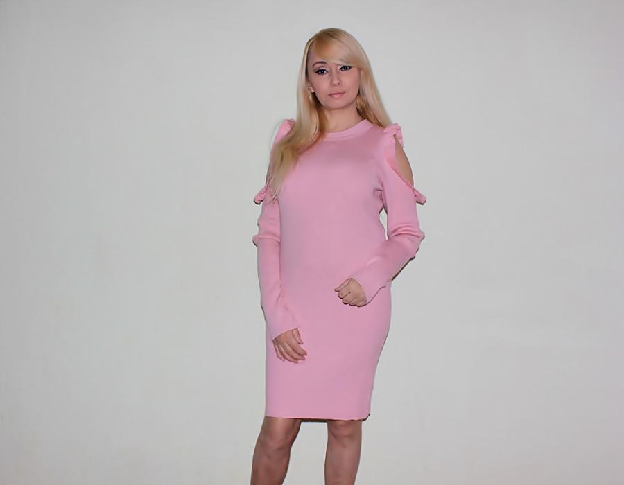 ROSEGAL Haul: Frill Trim Cold Shoulder Jumper Dress. Платье-джемпер / обзор, отзывы, фото