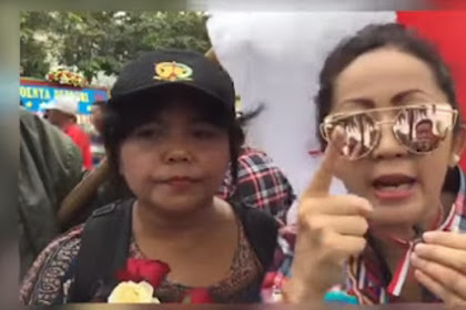 Two Years of Prison By Judge's Verdict Greeted With Takbir !!! Ahok's supporters were shocked
