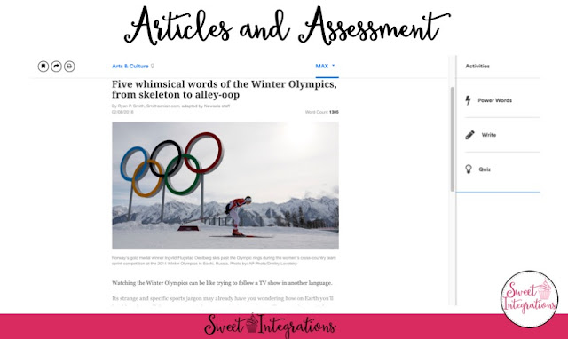 "Examples of ""Articles and Assessment"""