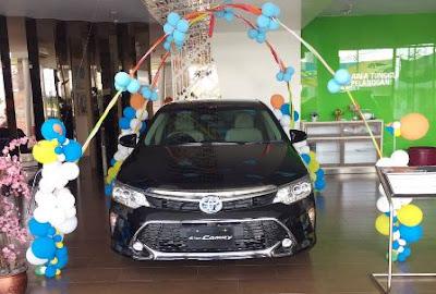 Mobil Baru Toyota New Camry 2018