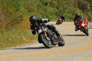 Tigh Loughhead on the Tail of the Dragon Riding Ducati and MV Agusta Motorcycles
