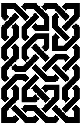 Mathrecreation Generating Celtic Knot Patterns