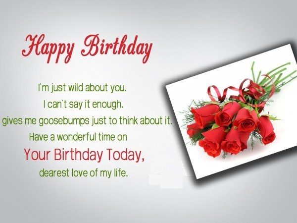 Happy Birthday greeting Images for Husband