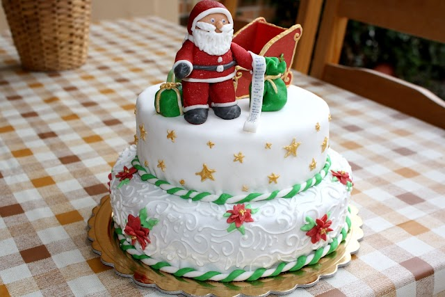 Christmas Cake Designs | New Year Cake Designs