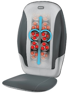 Deals Massage Chair from HoMedics Double knead plus heat,£69.99 (only today Offers)