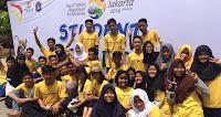 Siswa SMAN 110 Mengikui Event Internasional TAFISA 2016