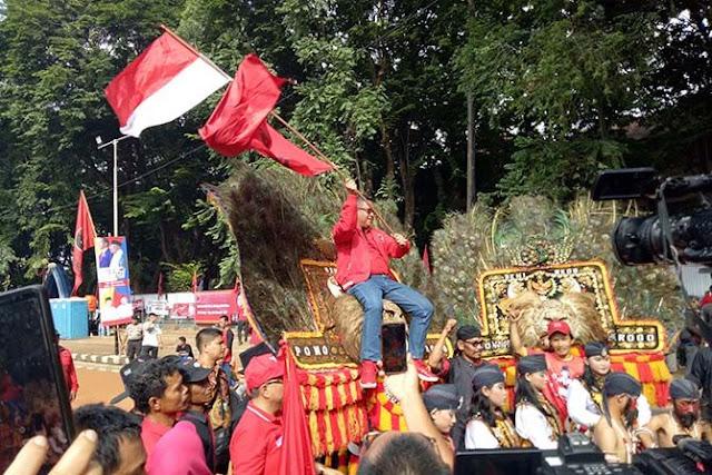 Hasto: Waduk yang Nggak Diselesaikan Pak Harto, Semua Diberesin Jokowi