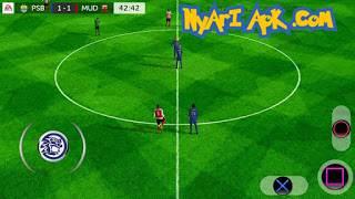 Download FTS Mod Fifa 17 PERSIB Edition Apk+Data Ach Fachrizal