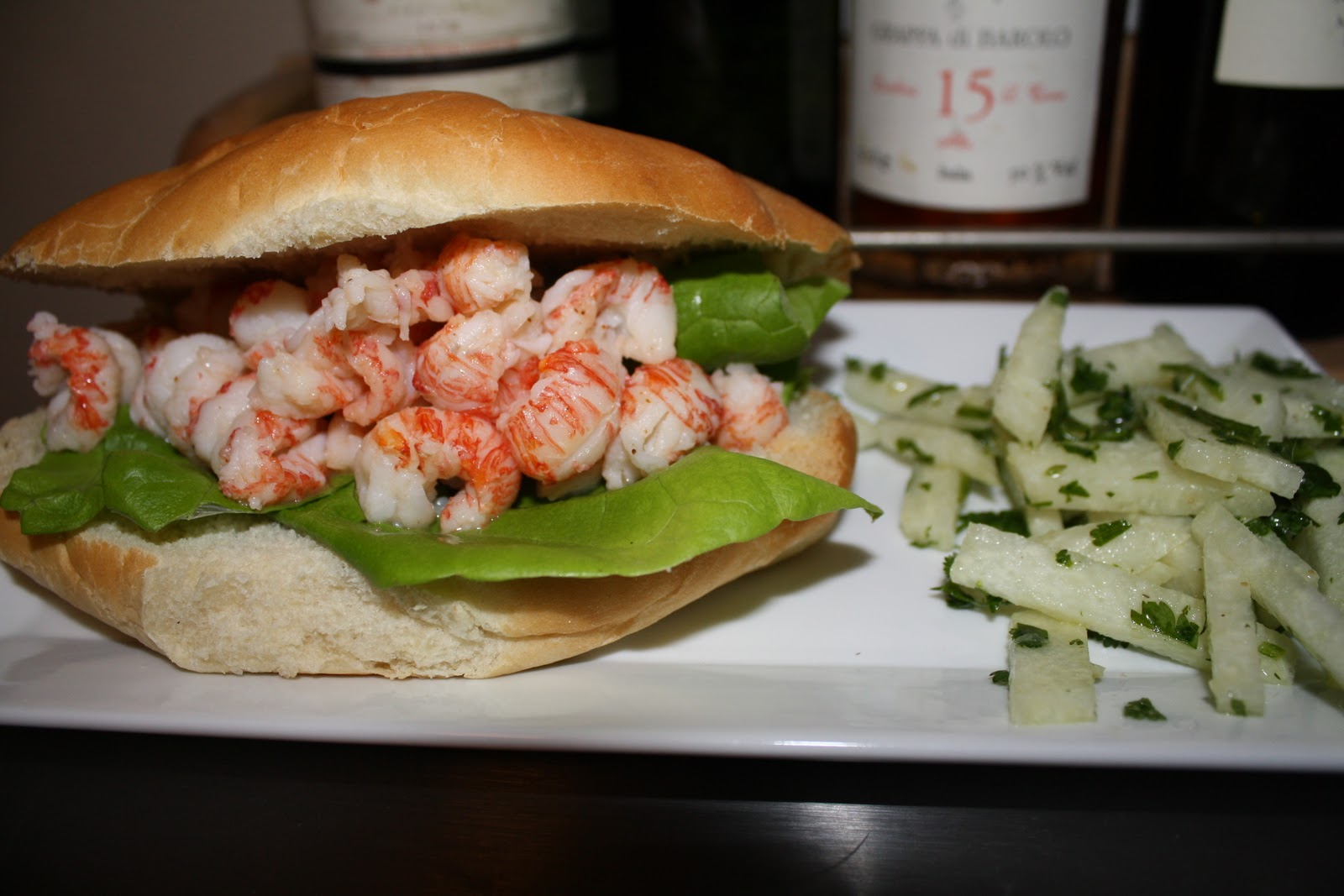 An Immovable Feast: Trader Joe's Langostino Lobster Rolls and Lobster Ravioli