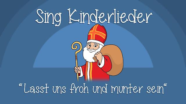 Nikolaus Text Kinder Guten Tag Ich Bin Der Nikolaus Gedicht