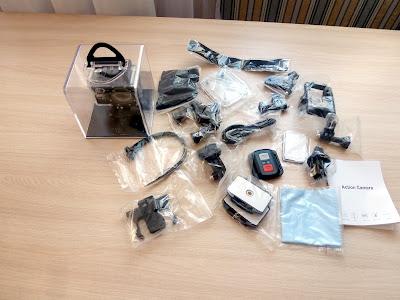 Принадлежности экшн камеры XiPro Xi7000