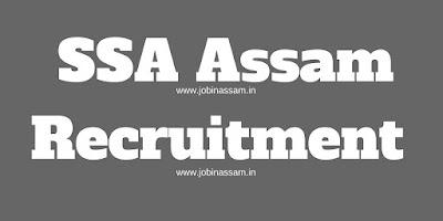 Sarba Siksha Abhijan Mission, Assam Recruitment