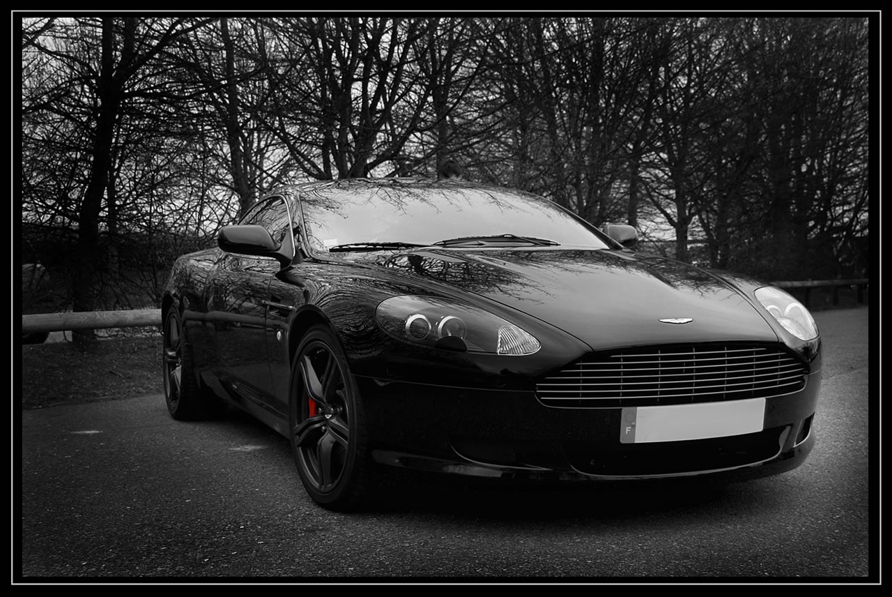 All 'bout Cars: Aston Martin DB9