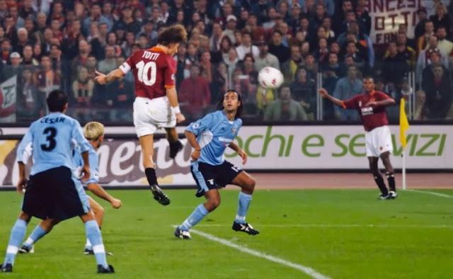 Roma Lazio 2001