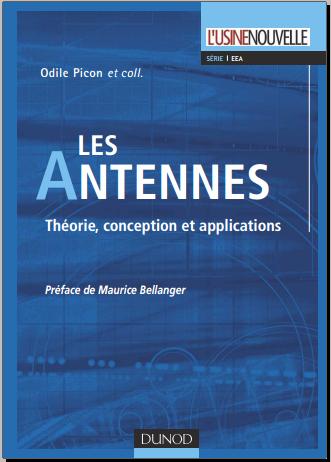 Livre : Les antennes - Théorie, conception et applications