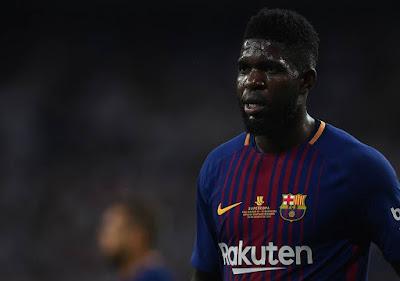 Barcelona Memperbaharui Kontraknya Dengan Samuel Ummtiti Dengan Klause Sebesar 500 Juta Euro - Judisessions
