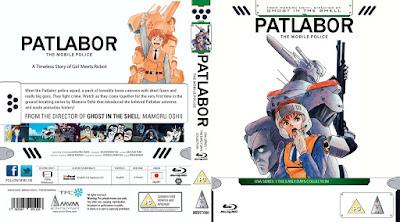 Mobile Police Patlabor: Early Days -Cảnh sát cơ động Patlabor