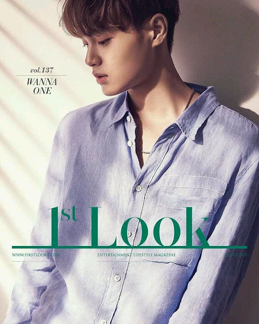 lee daehwi WANNA ONE 1st LOOK Pics