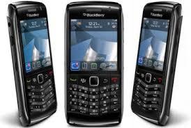 spesifikasi hape Blackberry 9105