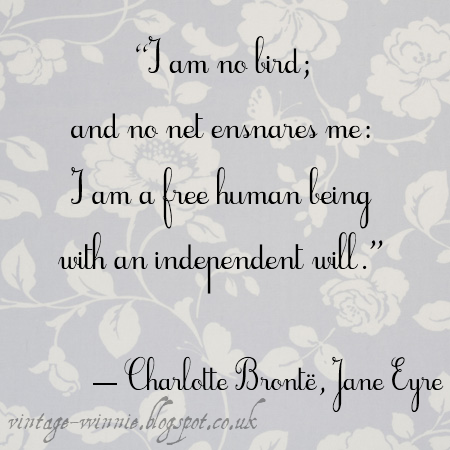Poems Quotes And Prose Jane Eyre Quote Charlotte Brontë