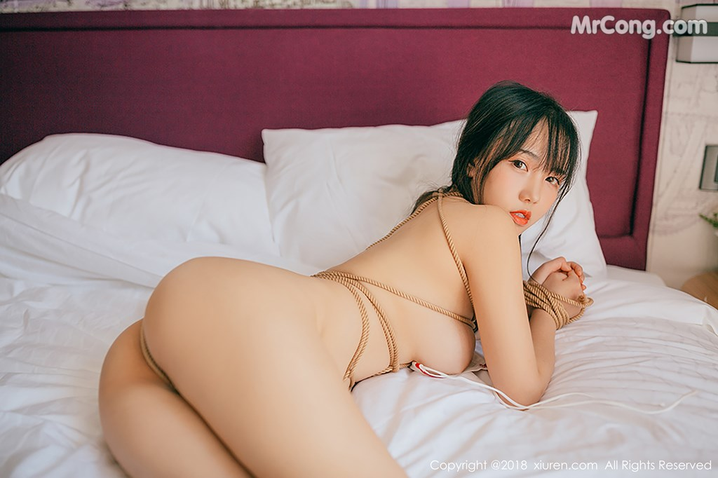 Image XIUREN-No.1199-mia-MrCong.com-008 in post XIUREN No.1199: Người mẫu 徐微微mia (84 ảnh)