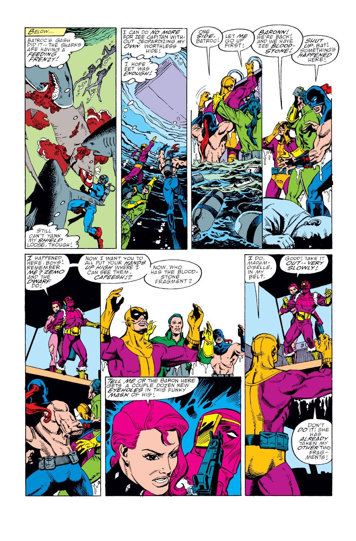 Captain America (1968) Issue #360 #293 - English 12