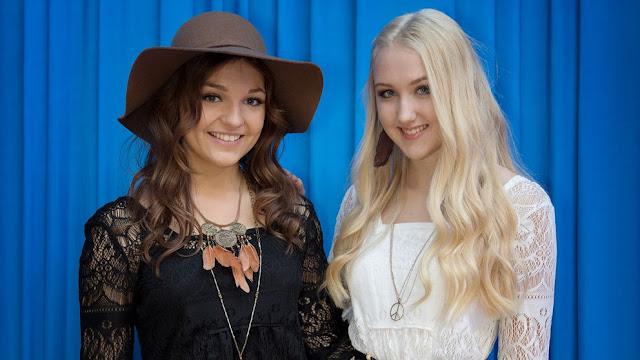 Bella & Filippa (Photo: SVT)