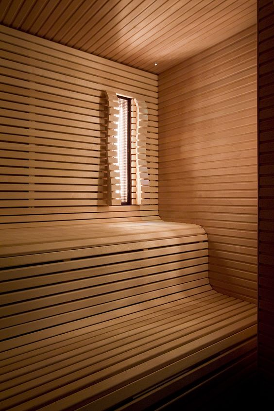 image result for sauna design by Piet Boon Dutch studio