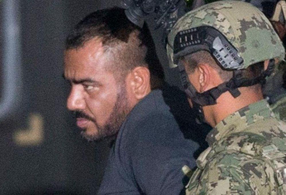 """""""El Cholo Iván"""" fue recapturado por soldados saliendo del penal de Cd Juarez"""