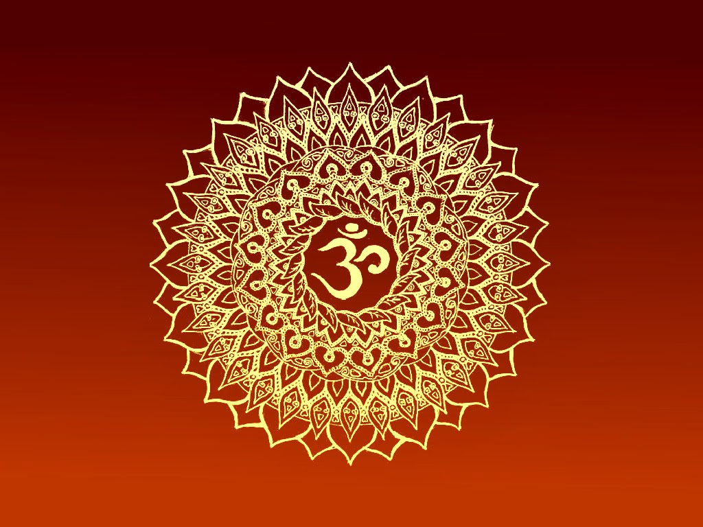 ALL-IN-ONE WALLPAPERS: Om Symbol HD Wallpapers